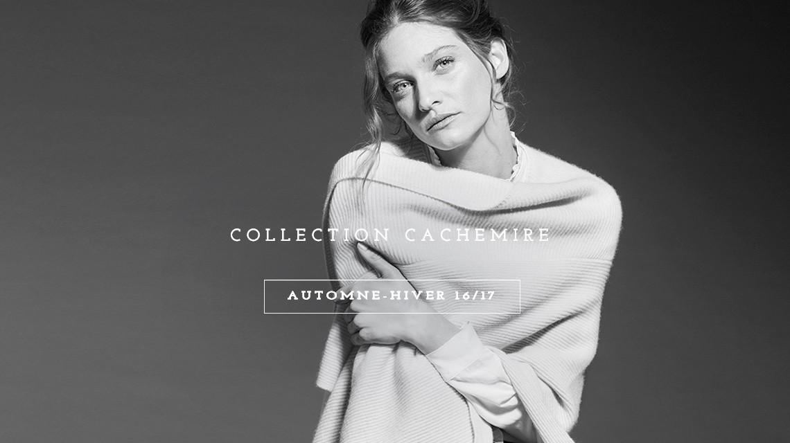 Collection Cachemire Automne-hiver 16 / 17